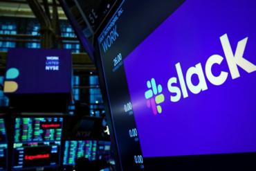 Salesforce buys Slack